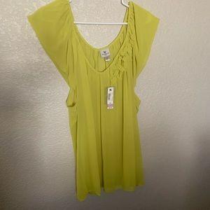 Worthington beautiful blouse! Size 3x NWT